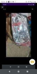 Kit farol e lanterna classic 2012