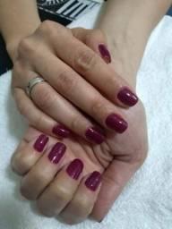 Manicure c/experiência