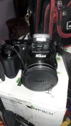 Câmera Nikon Colpix l810 Profissional
