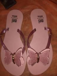 Sandália mellisa é Steffens calçados 28375b0b0b023