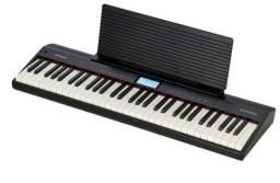 30b80f0078c Roland Teclado Go Piano Zerado Com Nota Fiscal