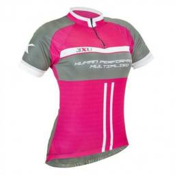 Camisa de ciclismo Refactor Feminina 3XU 467 0e95115455c1e