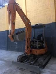 Mini escavadeira case cx36b 2014