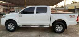 ''Hilux Sr 3.0 Automática 4x4 Diesel 2012/2013, completa'' - 2013