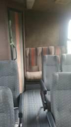 Bancos de ônibus reclinável