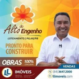 Loteamento Alto do Engenho, Centro, Pilar - PB