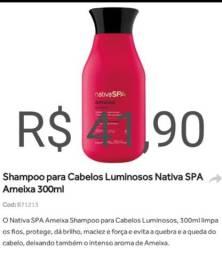 Shampoo Nativa Spa América 300ml