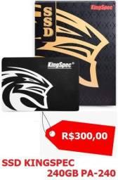 SSD Kingspec 240gb - PA-240