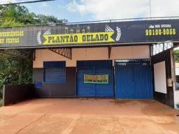 Ponto comercial na cidade de Belterra