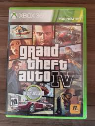 Grand Thief Auto IV Xbox 360 - GTA 4