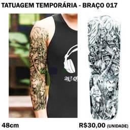 Tatuagem Modelo 17 Temporária