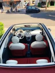 Fiat 500 cabrio conversível