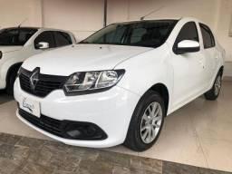 Renault Logan Auth 1.0 completo