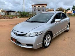 Honda Civic 2011 LXS Automatico ( Vendo a vista ou Financiado ) AC.Troca