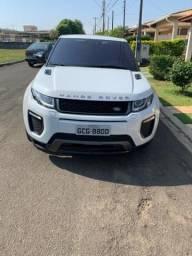 Range Rover HSE Dynamic 2016 ( BX KM )