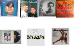 LP musica Brasil - Escolha o seu, leia o anuncio - Preço unitário