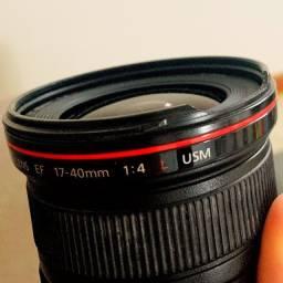 Lente Canon 17-40 f4L (usado)