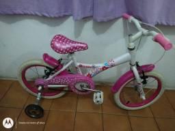 Bicicleta aro 16 Tito Bike semi nova