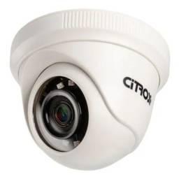 4 unidades Câmera Dome Lente 2,8mm