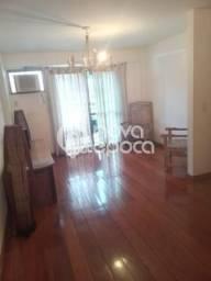 Apartamento à venda com 3 dormitórios em Botafogo, Rio de janeiro cod:BO3AP48399