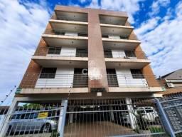 Apartamento 2 dormitórios com garagem e elevador.