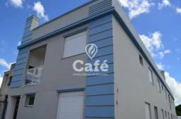 Apartamento à venda com 2 dormitórios em Pinheiro machado, Santa maria cod:1103