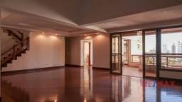 Apartamento Duplex com 4 dormitórios à venda, 271 m² por R$ 1.130.000,00 - Fundinho - Uber