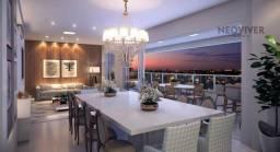 Apartamento à venda com 3 dormitórios em Setor bueno, Goiânia cod:288