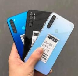 Xiaomi Redmi note 8 64/4 azul smartphone global