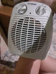 !Vendo aquecedor de ar e ventilador