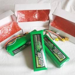 Bateria Multistar 4s 5200mah - Frete Grátis