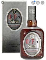 Whisky old parr silver