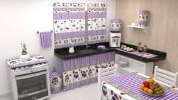 Jogo de Cozinha 8 Peças
