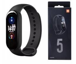 Xiaomi Miband 5 Relógio Inteligente (Smartwatch) Versão Global Original