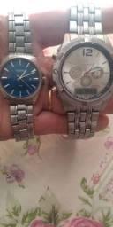 Dois relógios
