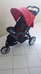 Carrinho de bebê - Travei System