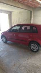 Troco Fiesta Hatch 2012 Vermelho Completo 4 portas, por Caminhonete