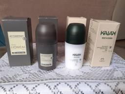 Desodorante Roll-on Homem / Kaiak