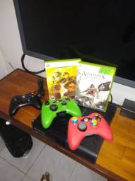 Xbox 360 pra vender logo!