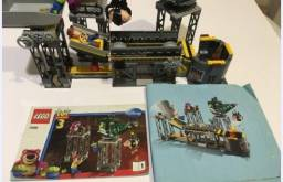 Lego Trash Compactor Escape Set 7596