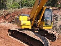 Escavadeira Komatsu HB205-1