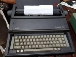 Vendo Máquina de Escrever Olivetti Práxis 201-ii