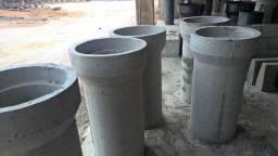 Anel de Fossa e Manilhas de Concreto para Água e Esgoto