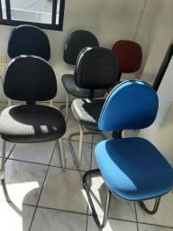 vendo cadeira executiva fixa
