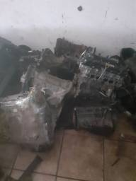 Motores de diversos carros