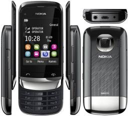 Nokia Touch e Botões Bateria Dura 1 Semana