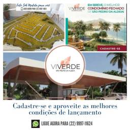 Vem aí o lançamento do condomínio de terreno de alto padrão Viverde São Pedro da Aldeia 2