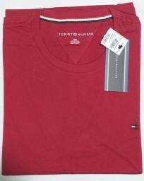 Camiseta Tommy Hilfiger Casual Básica - M