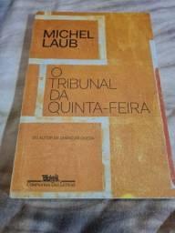 Livro: O TRIBUNAL DA QUINTA-FEIRA. Michel Laub