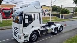 Iveco Stralis 440 6x2 Trucado 2014 Fino Trato Automatico